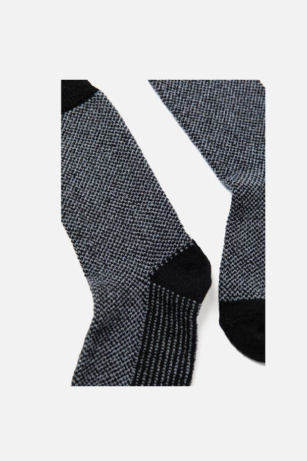 Bridge & Burn Women's Helix Sock Midnight