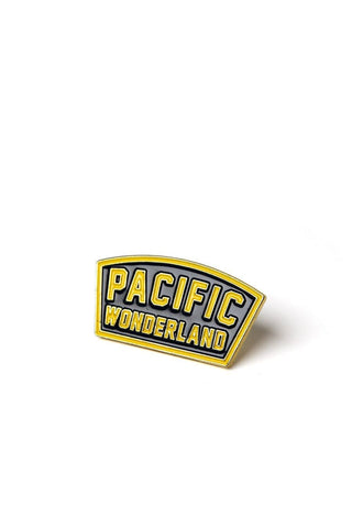 Pacific Wonderland Enamel Pin