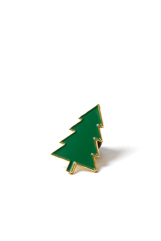 Tree Enamel Pin