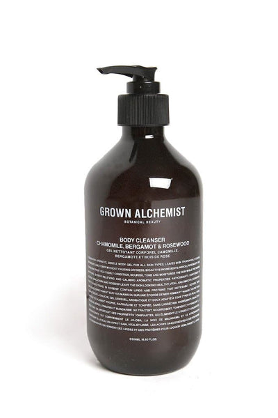 Grown Alchemist Body Cleanser Chamomile Bergamot Rosewood