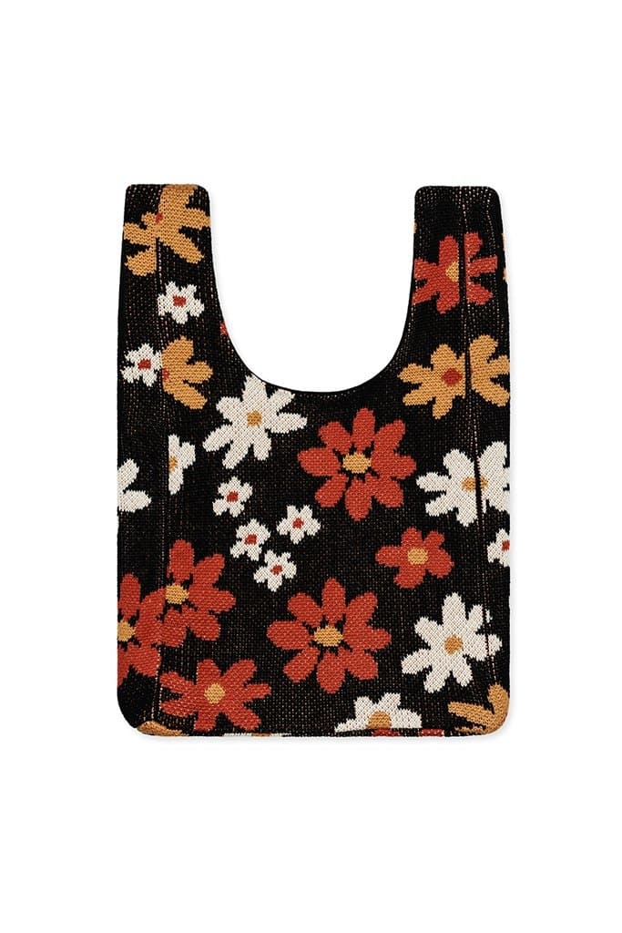 Hansel From Basel Shopper Bag 70s Floral