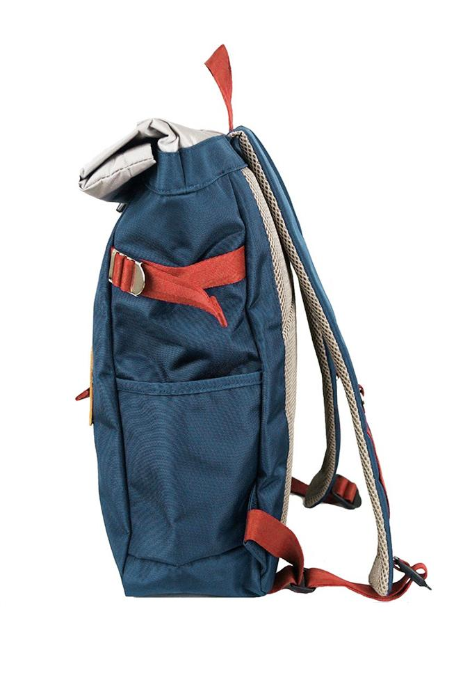 Harvest Lavel Rolltop Backpack 2.0 Arctic Blue