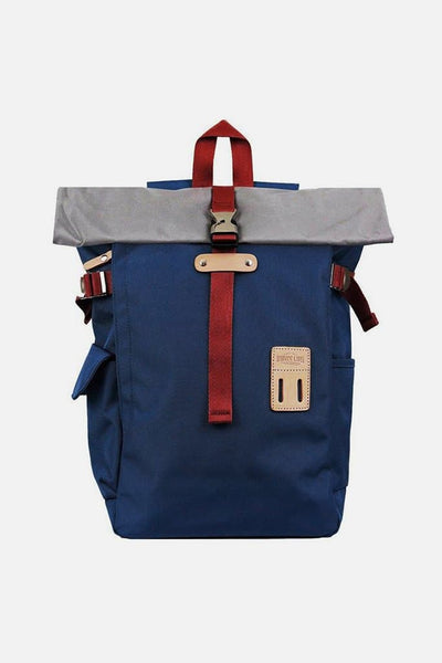 Harvest Label Rolltop Backpack Navy