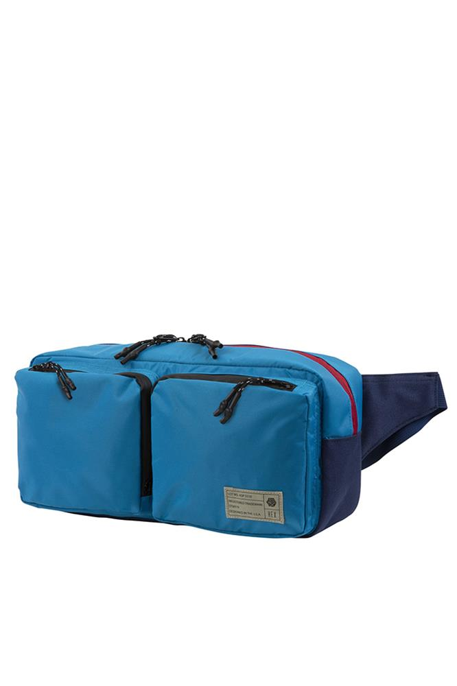 Hex Aspect Utility Sling blue shoulder bag