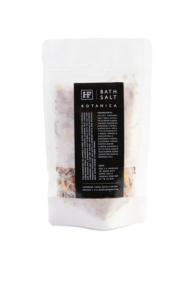 Hillockburn Farm Salt Mini Botanica