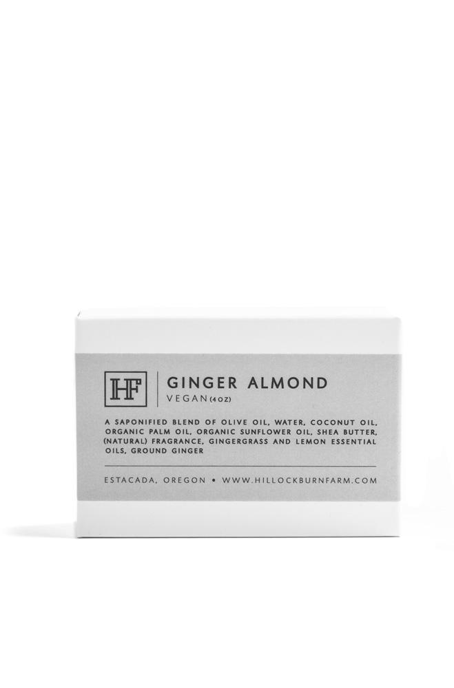 Hillockburn Farm Ginger Almond