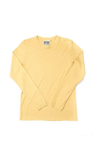 Jungmaven Baja Long Sleeve Top Sunray