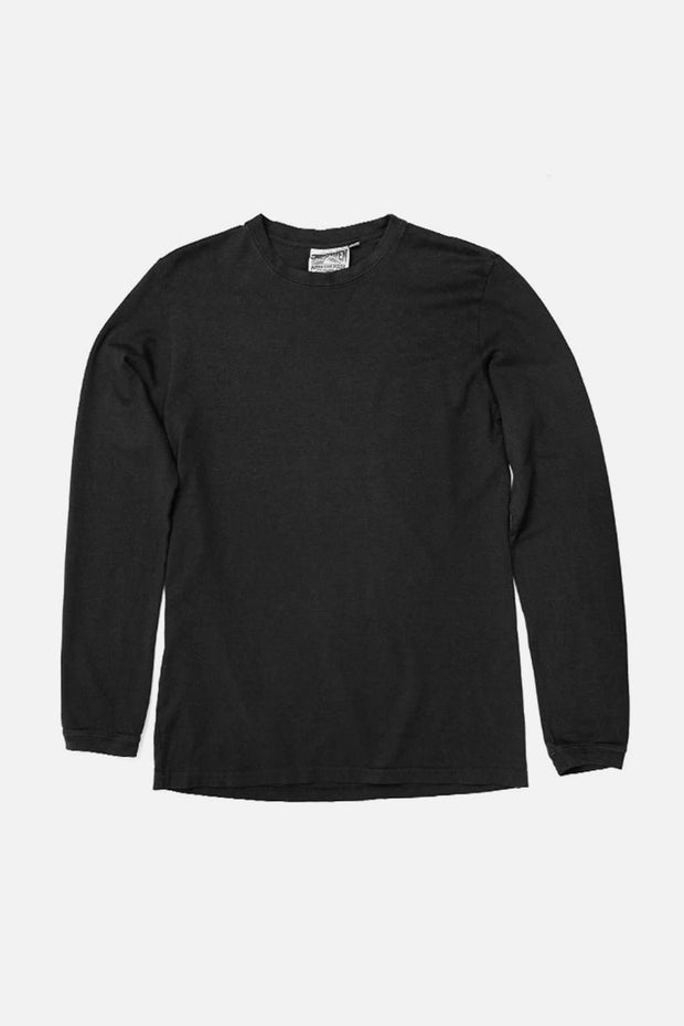 Jungmaven Baja Long Sleeve Top Black