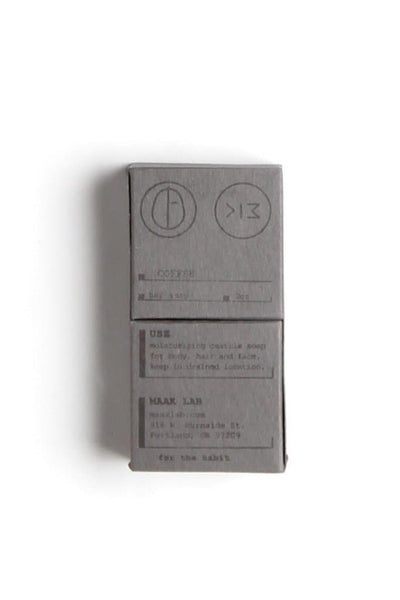 Maak Lab Coffee Soap
