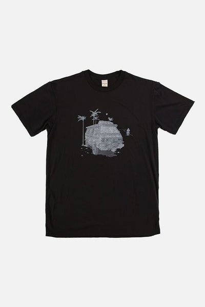 Men's Westy Black T-Shirt
