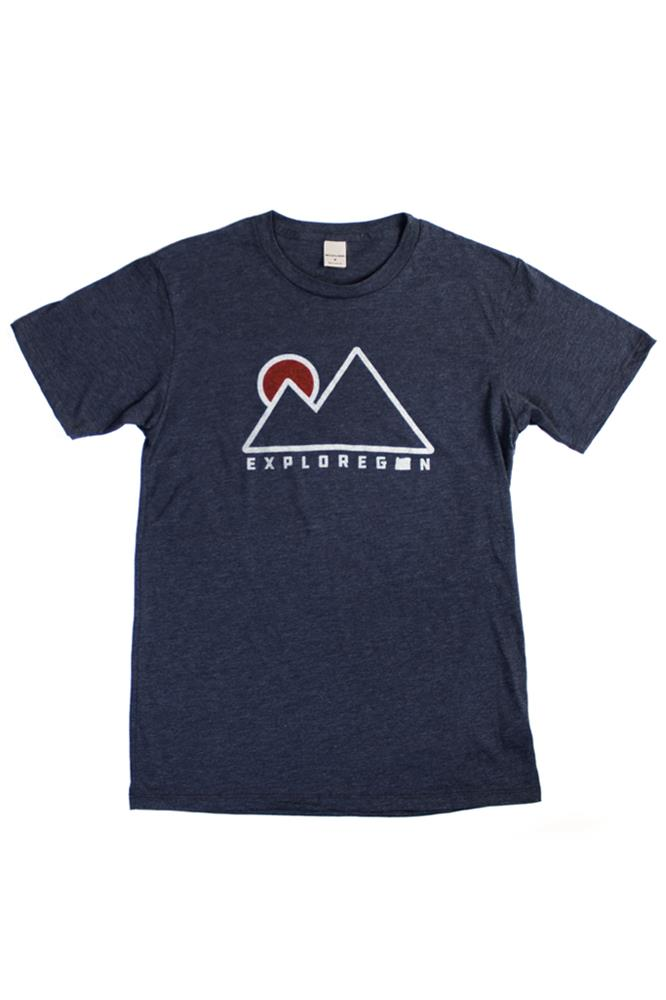 Men's Exploregon Navy