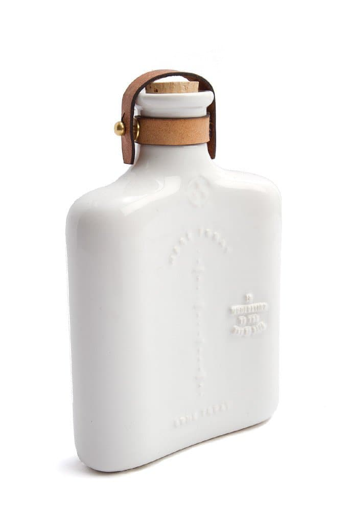 Misc Goods Co Ceramic Flask Natural