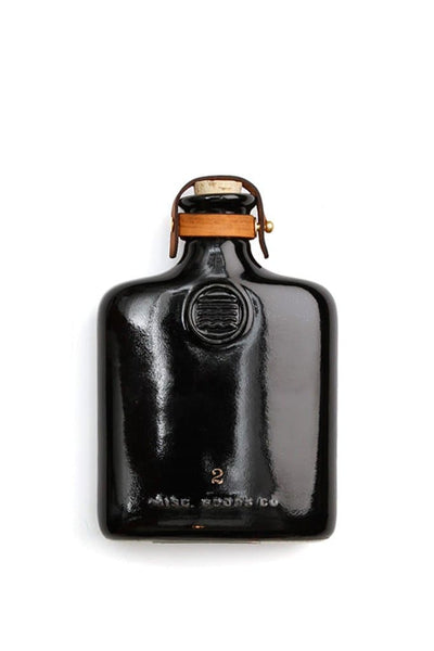 Misc Goods Co Ceramic Flask Black