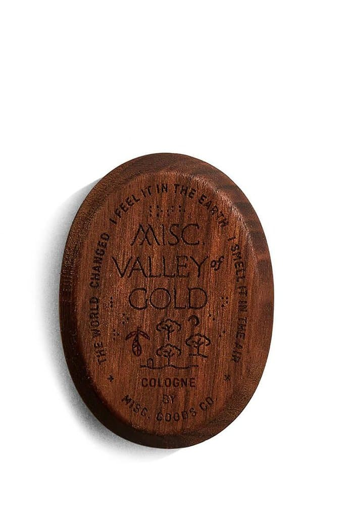 Misc. Good Co Valley Of Gold Solid Cologne