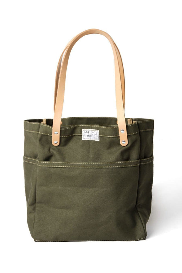 Artifact Day Tote Olive