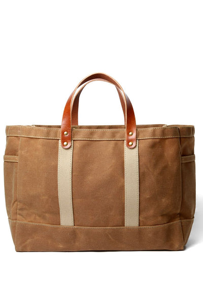 Artifact Tool & Garden Tote Waxed Tan