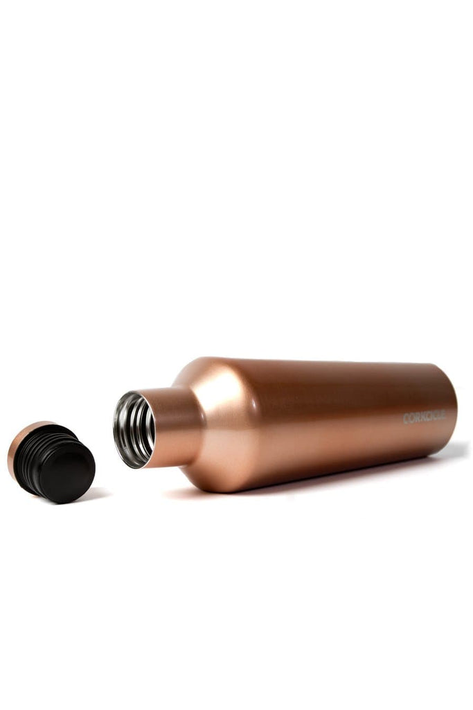 Corkcicle 16oz Bottle Metallic Copper