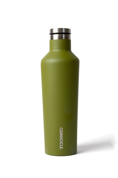 Corkcicle 16oz Bottle Waterman Olive