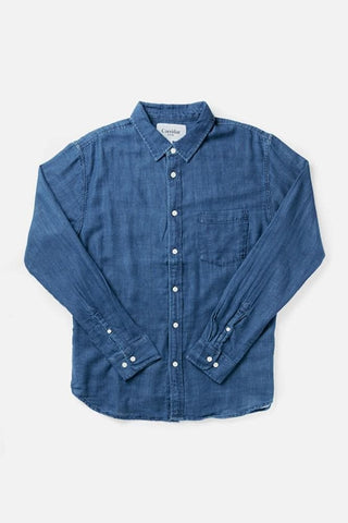 Corridor Lined Indigo Long Sleeve
