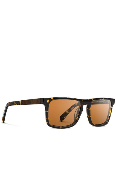Shwood Govy 2 Dark Speckle Elm Polarized