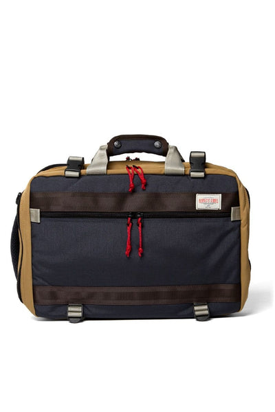 Harvest Label 3 Way Traveler Pack Navy Beige