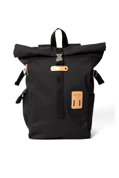 Harvest Label Rolltop Backpack Plus Black