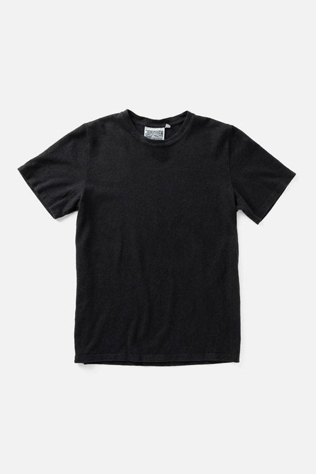 Jungmaven Baja Short Sleeve Top Black