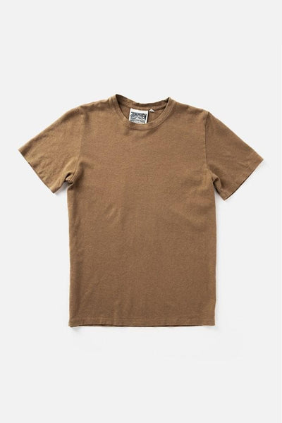 Jungmaven Baja Short Sleeve Top Coyote