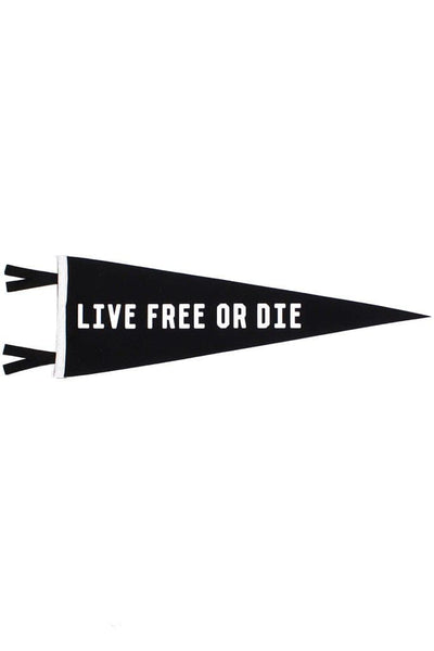 Oxford Pennant Live Free Or Die