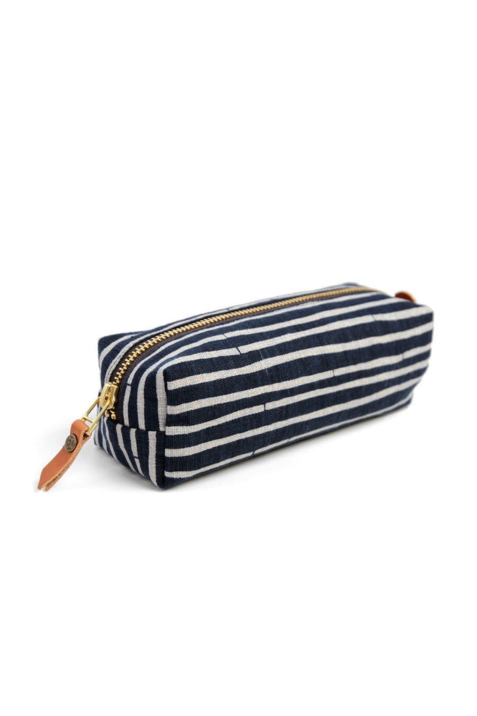 Kiriko Pencil Pouch Bamboo Stripes