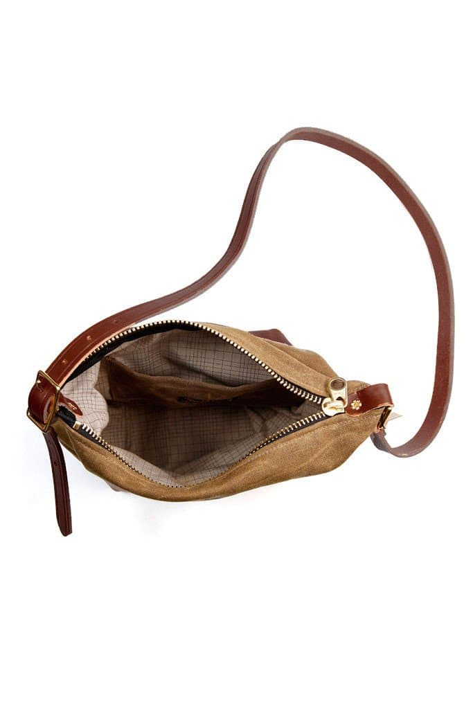Wood&Faulk Field Bag High Desert Sage