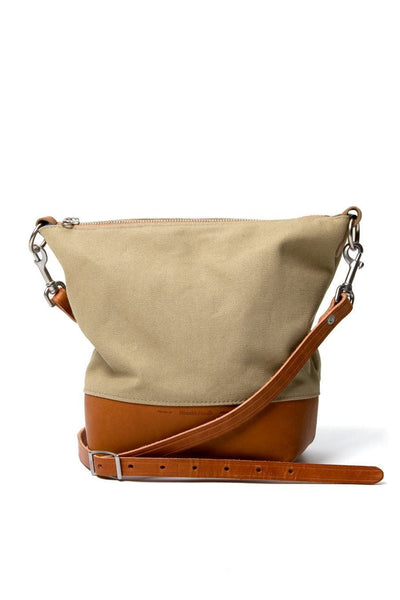 Wood&Faulk Field Bag Linen