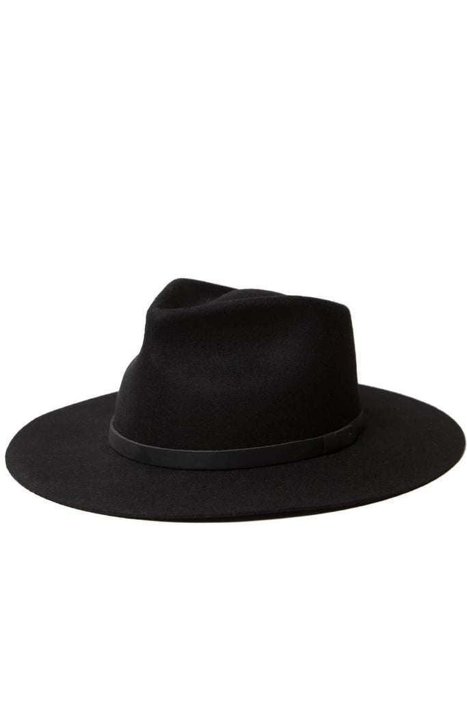 Yellow 108 Dylan Hat Black