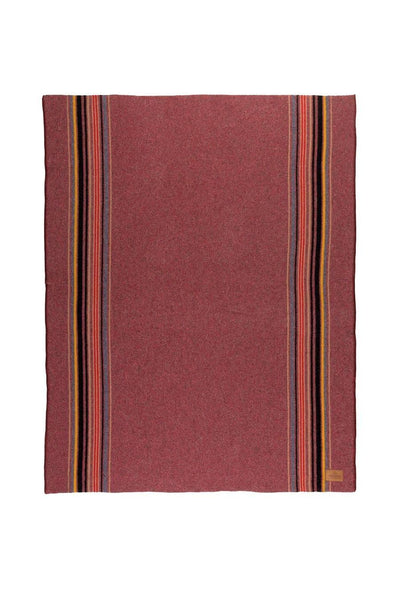 Pendleton Yakima Camp Blanket Red Mountain
