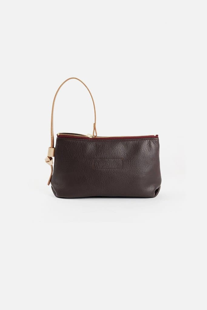 Open Habit Knotted Wristlet Molasses