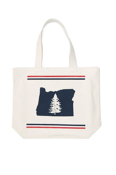 Bridge & Burn Oregon Pine Tote