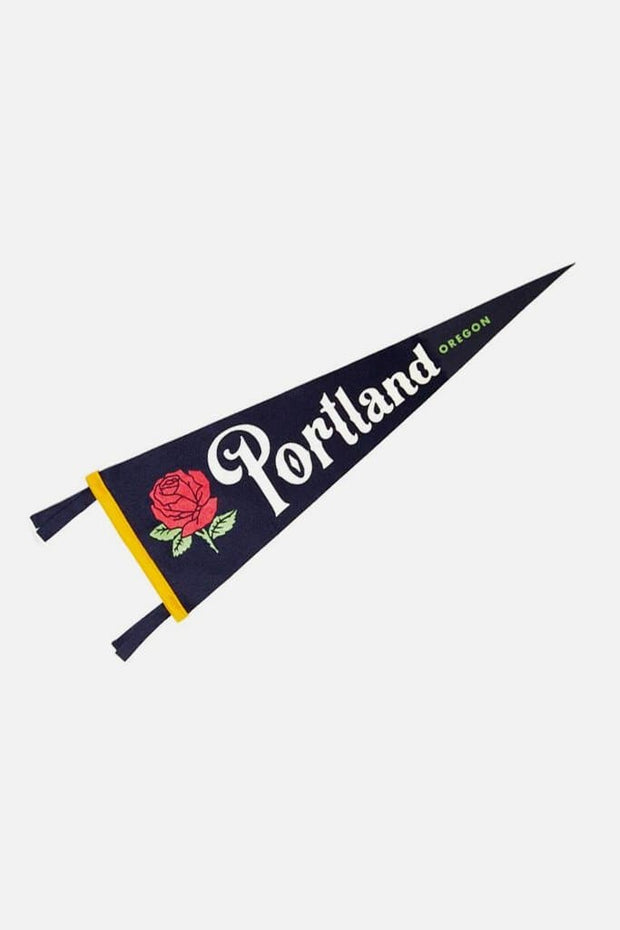 Oxford Pennant Portland Rose