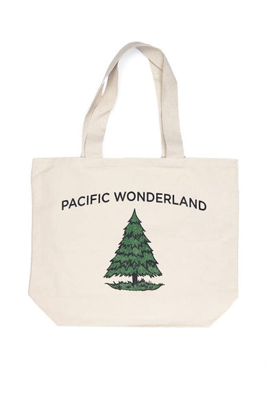 Bridge & Burn Pacific Wonderland Tote
