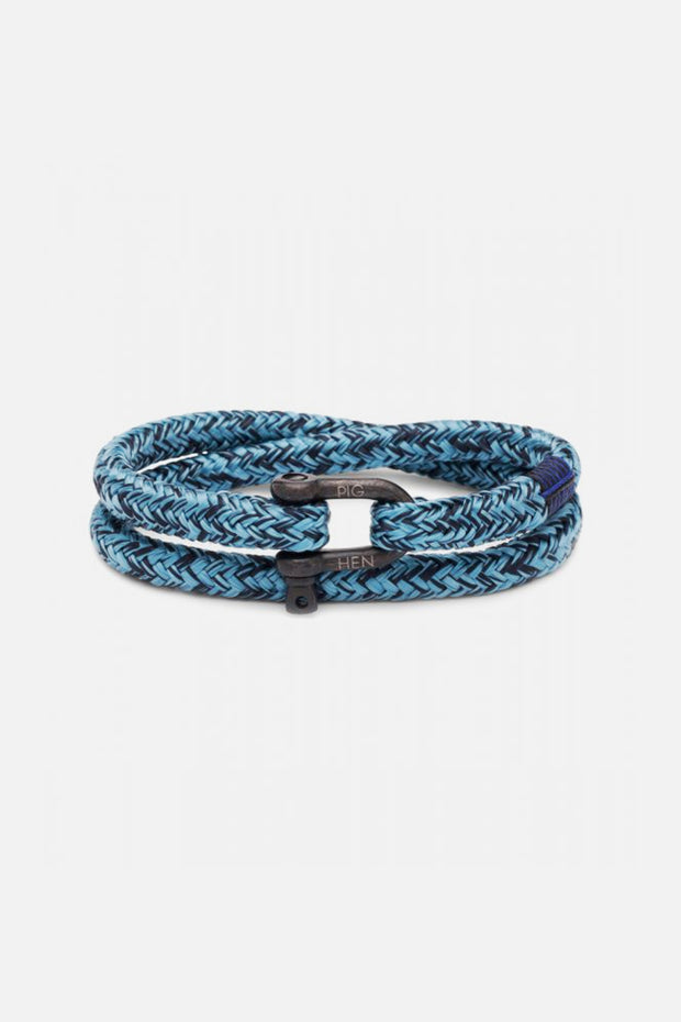 Pig & Hen Salty Steve Sky Blue-Navy Black
