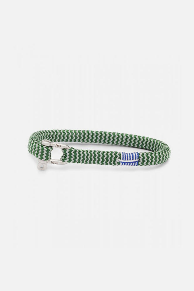 Pig & Hen Vicious Vik Jungle Green-Light Gray Silver