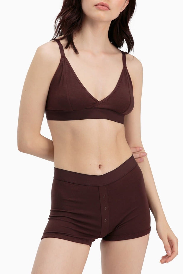 Richer Poorer Classic Bralette Java