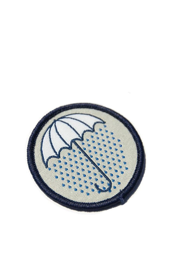 Make It Rain Woven Patch