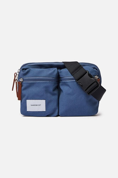 Sandqvist Paul Bag Dusty Blue