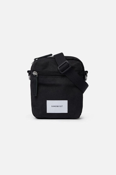 Sandqvist Sixten Bag Black