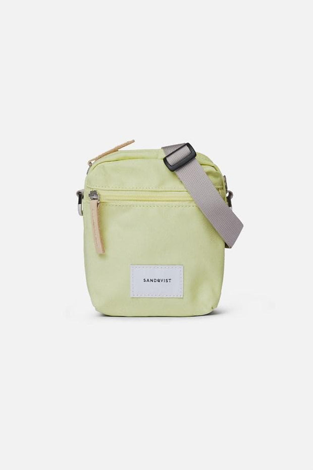 Sandqvist Sixten Bag Lemon