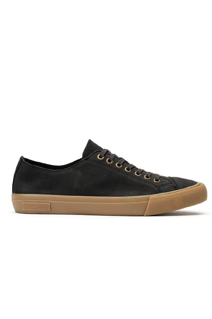 SeaVees Men's Army Issue Sneaker Low Midnight
