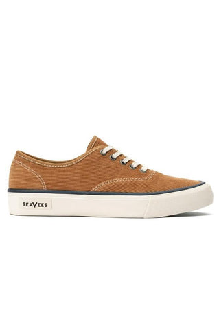 SeaVees Women's Legend Sneaker Cordies Golden Brown