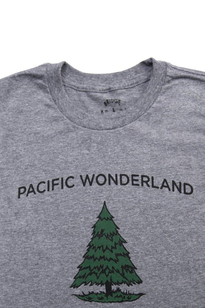 Pacific Wonderland Kid's Tee