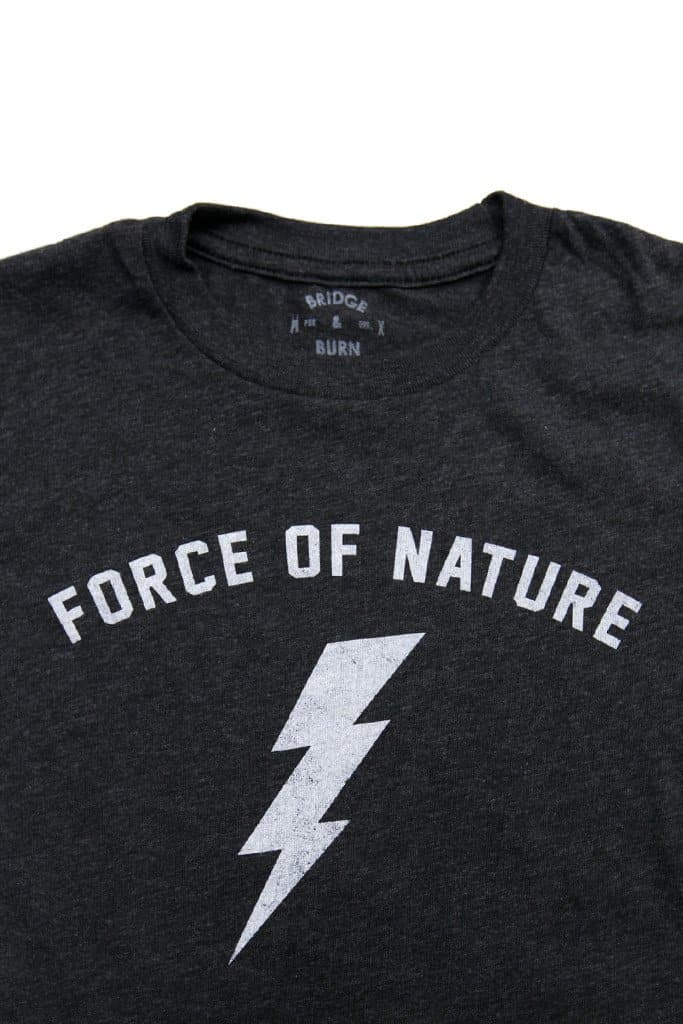 Force of Nature Kid's Tee