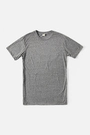 Men's Bridge & Burn Basic Tee Heather Grey